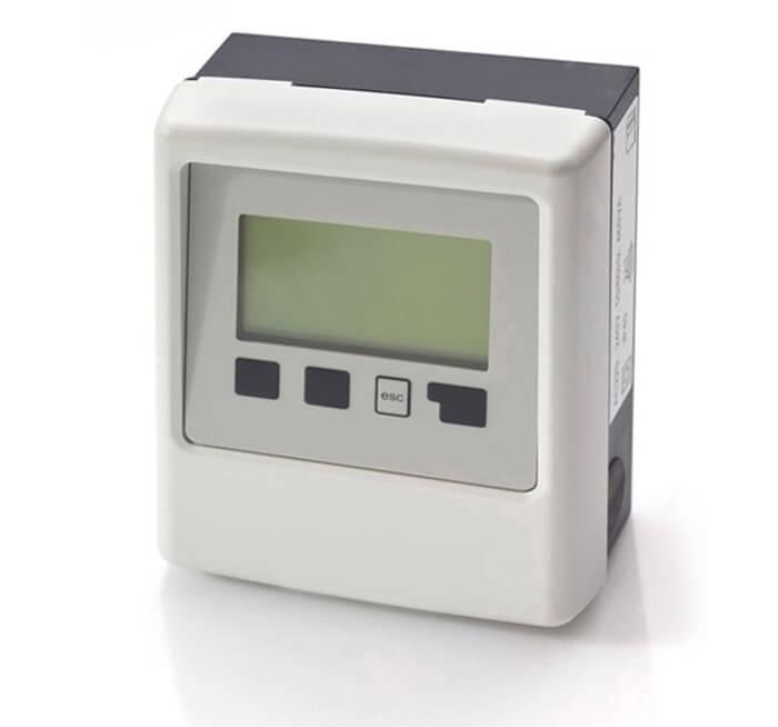 Commande STDC, régulateur de température différentiel