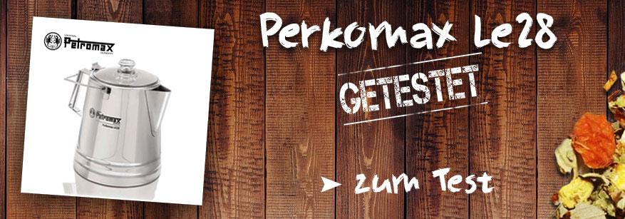 Petromax Perkomax le28 getestet