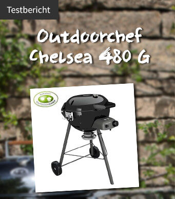 Outdoorchef Chelsea 480 G Test