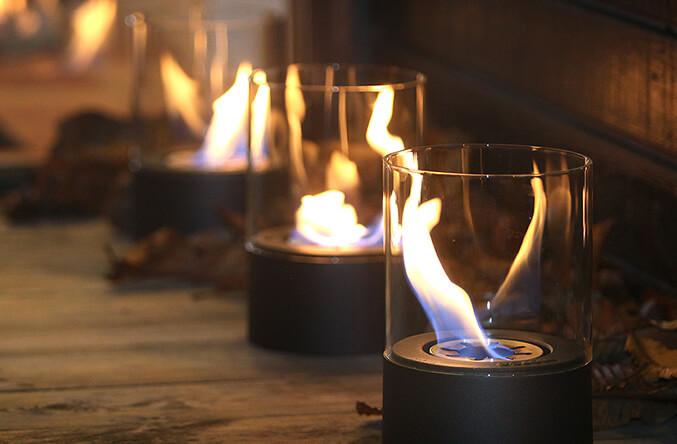BioEthanol-Lampe Morsoe Living