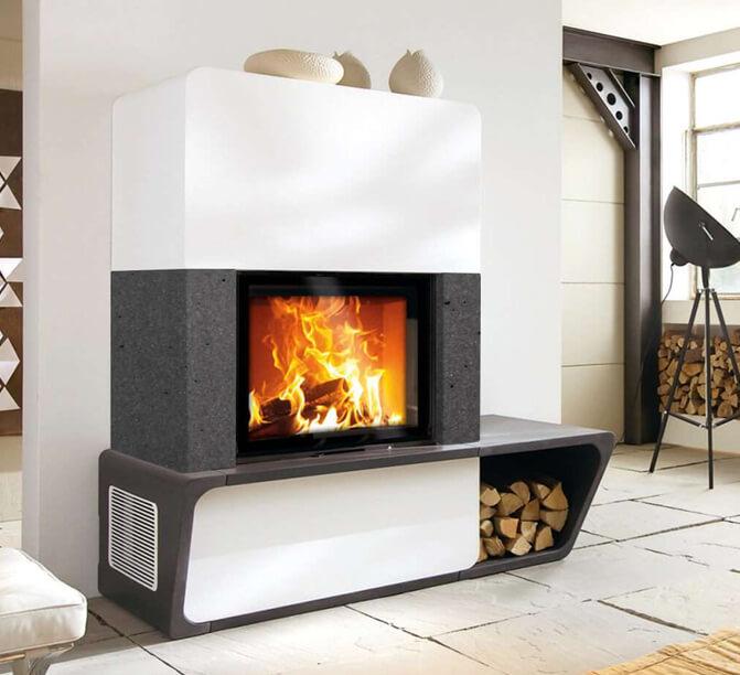 Feuerzement für den Ofenbau