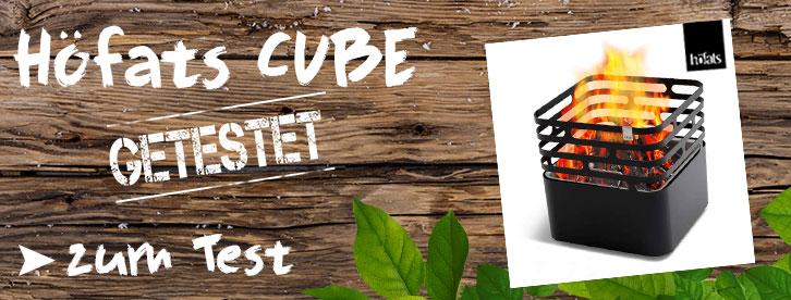 Zum Höfats Cube Produkttest