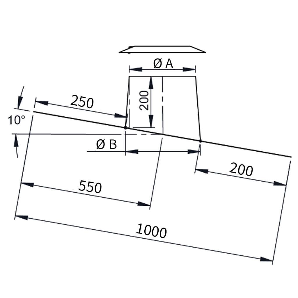 Aufbauzeichnung