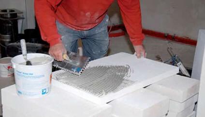 Kalziumsilikatplatten für die Innendämmung verwenden