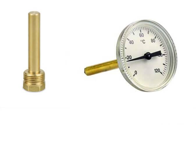 Tauchhülsen und Thermometer online kaufen