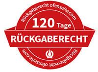 120 Tage Rückgaberecht? Sogar freiwillig!   ofenseite.com