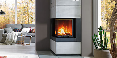 modernen kamin in betonoptik finden. Black Bedroom Furniture Sets. Home Design Ideas