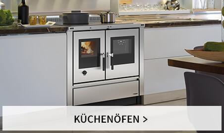 Kanuk, Holzofen, Kaminofen, Warmluftofen Shop - Ofenseite.Com
