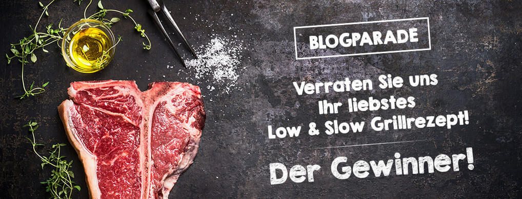 Ende der Low&Slow-Blogparade
