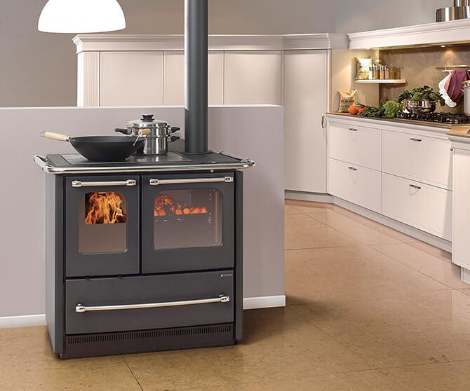 Küchenofen Sovrana Easy von La Nordica