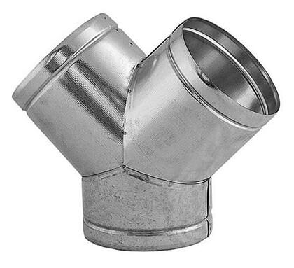 Lüftungsrohr mit 80 mm Durchmesser
