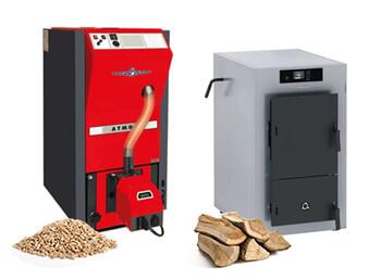 Vorteile einer Pelletheizung im Vergleich zu einer Holzheizung