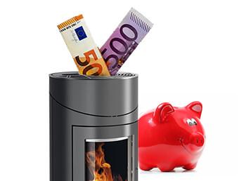 Pelletofen-Preise: Mit diesen Kosten müssen Sie rechnen
