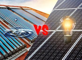 Was ist der Unterschied zwischen Solar und Photovoltaik?