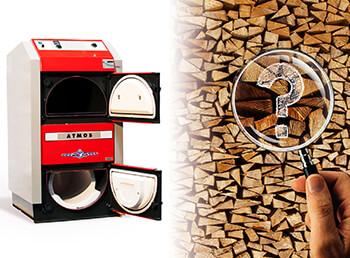 Welches Holz ist für Holzvergaser geeignet?