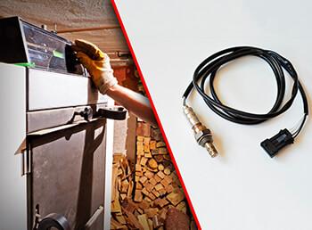 Was nützt eine Lambdasonde im Holzvergaser?
