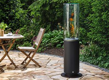 Darum sollten Sie einen Ethanol-Kamin im Außenbereich haben!