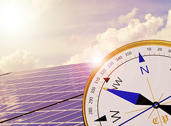 Solaranlage: Welche Ausrichtung ist am besten?