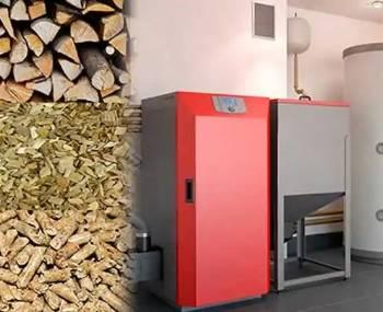 Holzheizung als Zentralheizung: Die verschiedenen Möglichkeiten