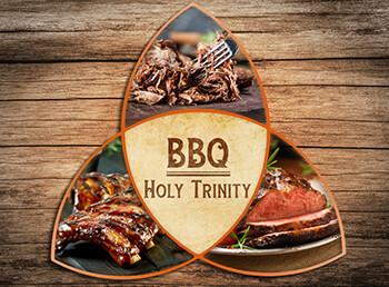 Die Königsklasse des Grillens: Holy Trinity BBQ