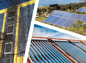 Solar: Die verschiedenen Möglichkeiten der Kollektor-Montage
