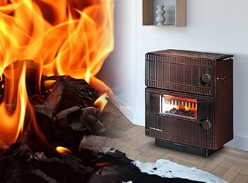 Thema Dauerbrand: Wie Sie den Kohleofen richtig heizen