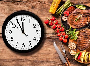 Für perfekte Ergebnisse: Garzeiten von Fleisch und Co.