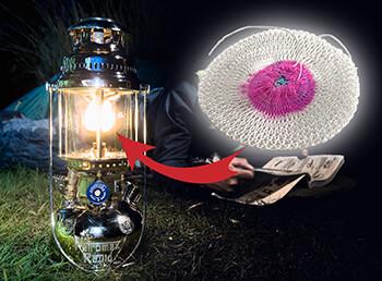 Outdoor-Tipps: Glühstrumpf wechseln