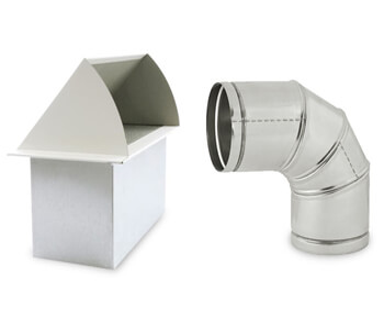 Lüftungskanal vs. Lüftungsrohr