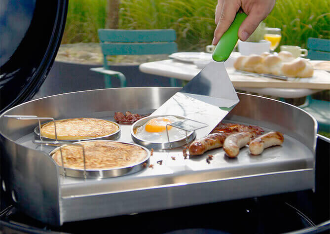 Outdoorchef Plancha