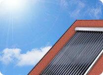 Solar - Nutzen Sie die Kraft der Sonne und heizen Sie g�nstig und effizient.