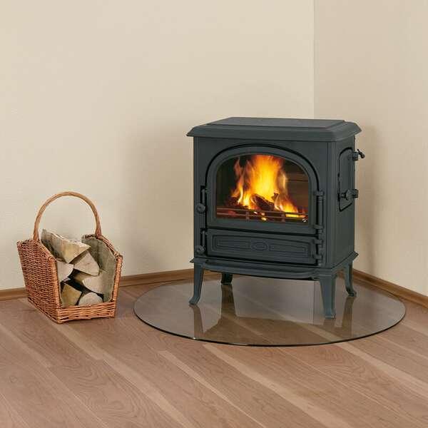 kaminofen leda antigua mit 9 kw bestellen. Black Bedroom Furniture Sets. Home Design Ideas
