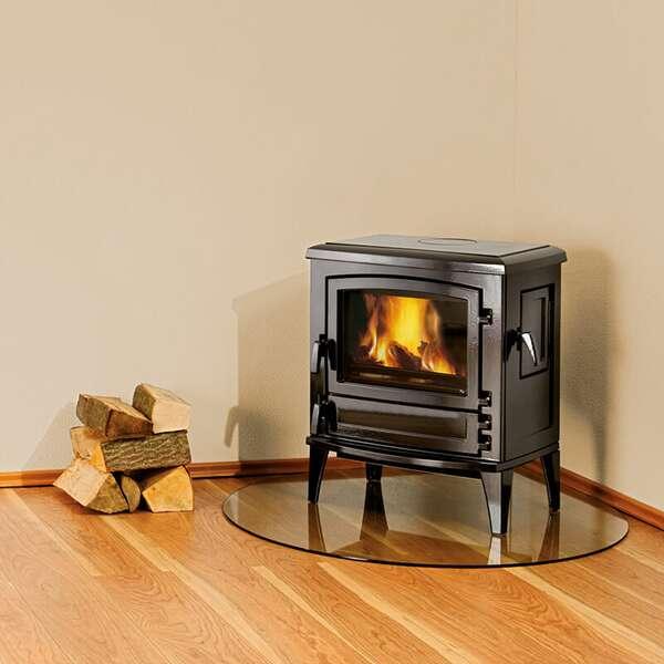 guss kaminofen leda aruba mit 9 kw kaufen. Black Bedroom Furniture Sets. Home Design Ideas