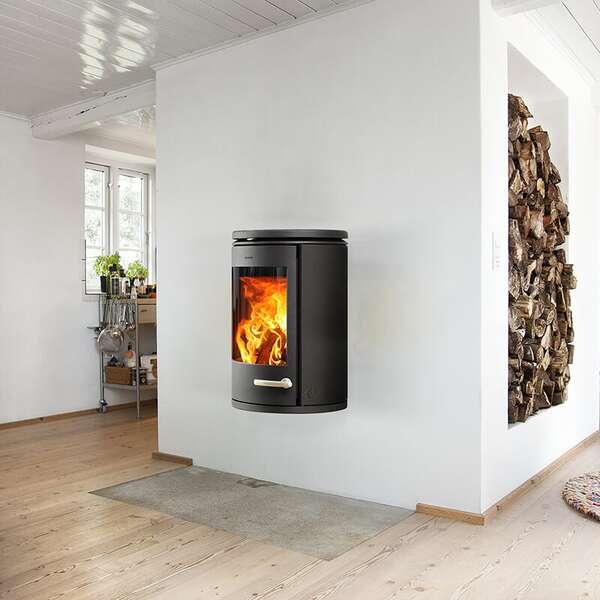 morsoe 7870 wandkamin bei. Black Bedroom Furniture Sets. Home Design Ideas
