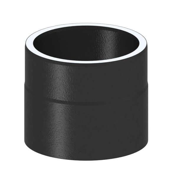 ofenrohr doppelw l ngenelement 150mm mit kondensatring. Black Bedroom Furniture Sets. Home Design Ideas