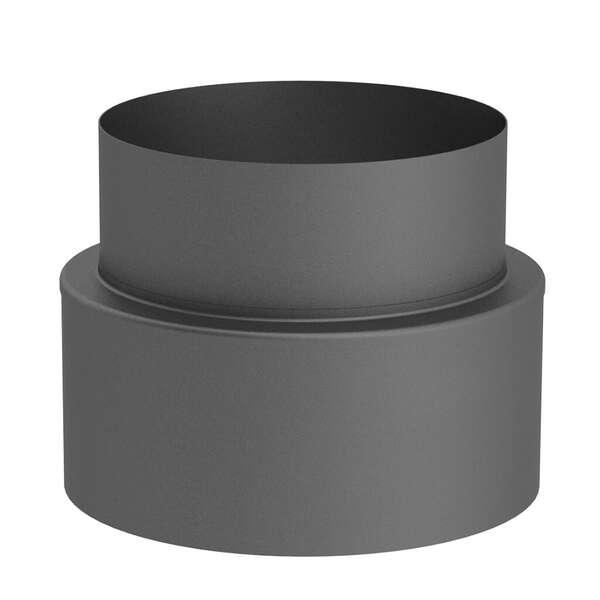 ofenrohr doppelwandiger bergang schornstein jeremias. Black Bedroom Furniture Sets. Home Design Ideas