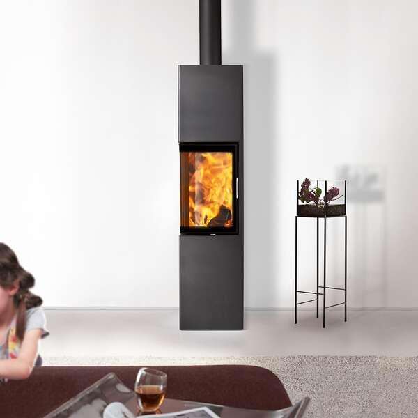 kaminofen slim 2 0 austroflamm bei. Black Bedroom Furniture Sets. Home Design Ideas