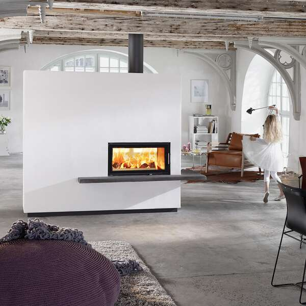 design kamin miu austroflamm bei. Black Bedroom Furniture Sets. Home Design Ideas