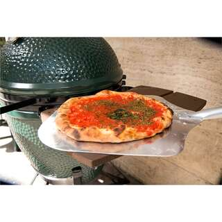Flacher Back- und Pizzastein Big Green Egg