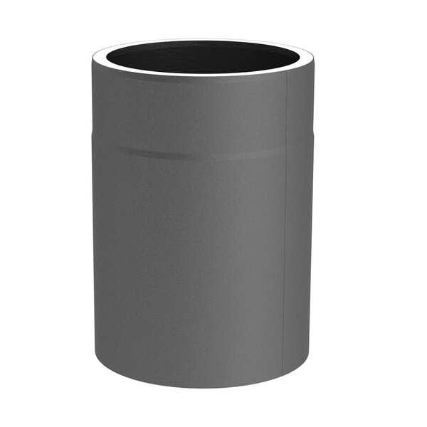 ofenrohr doppelwandiges l ngenelement 250 mm iso line. Black Bedroom Furniture Sets. Home Design Ideas