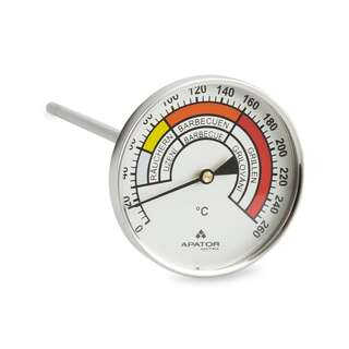 Grill-Räucher Thermometer