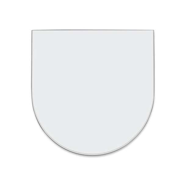 Tür Rundbogen Glas ~ Funkenschutzplatte Glas Rundbogen  ofenseitecom