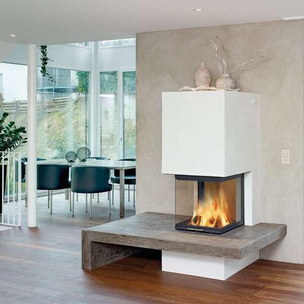 kamineinsatz spartherm arte u 70h 4s 11 kw u form. Black Bedroom Furniture Sets. Home Design Ideas