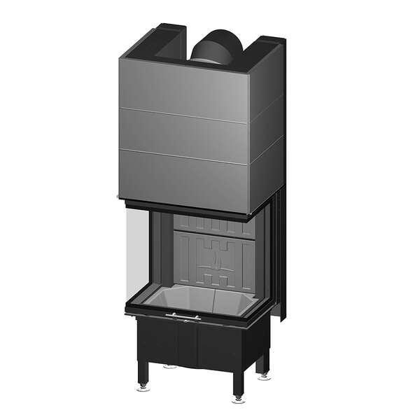 kamineinsatz spartherm arte 3rl 60h 4s. Black Bedroom Furniture Sets. Home Design Ideas
