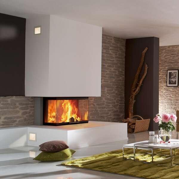 kamineinsatz spartherm arte 3rl 80h 4s. Black Bedroom Furniture Sets. Home Design Ideas