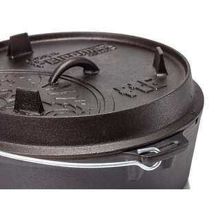 Petromax Feuertopf ft6 Dutch Oven
