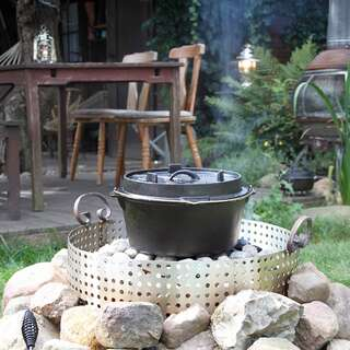 Petromax Marmite en fonte ft9 Dutch oven