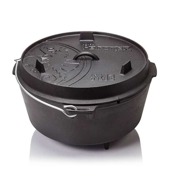 Petromax Feuertopf ft12 Dutch Oven