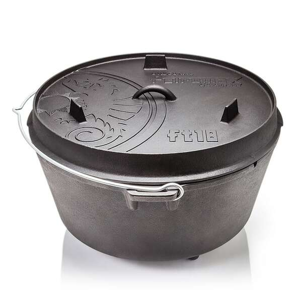 Petromax Feuertopf ft18 Dutch Oven