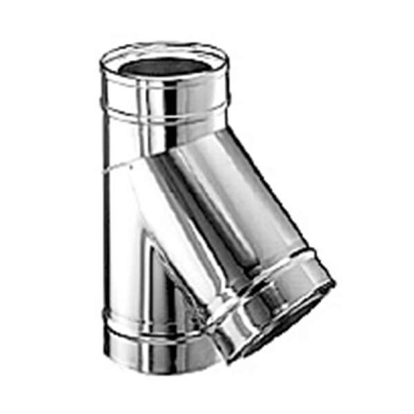 /Ø 130 mm Schiedel ICS Anschlussrosette 135 mm